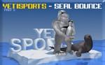 Il gioco dello Yeti parte 3 - Seal Bouce Yeti, pinguino e foca